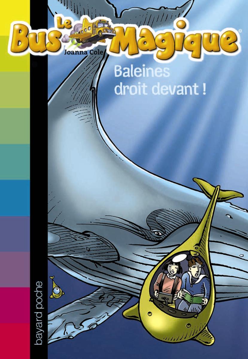 Couverture de «Baleines droit devant ! – N3»