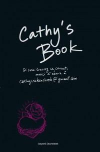 Couverture « Cathy's Book »