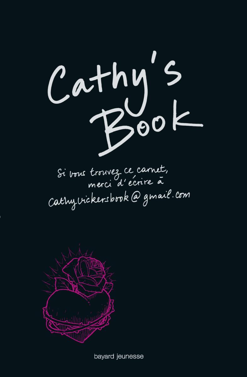Couverture de «Cathy's Book»