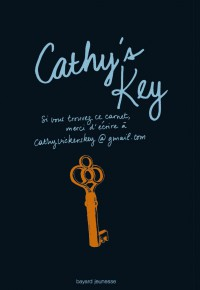 Couverture « CATHY'S KEY »