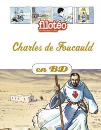 Couverture «CHARLES DE FOUCAULD»