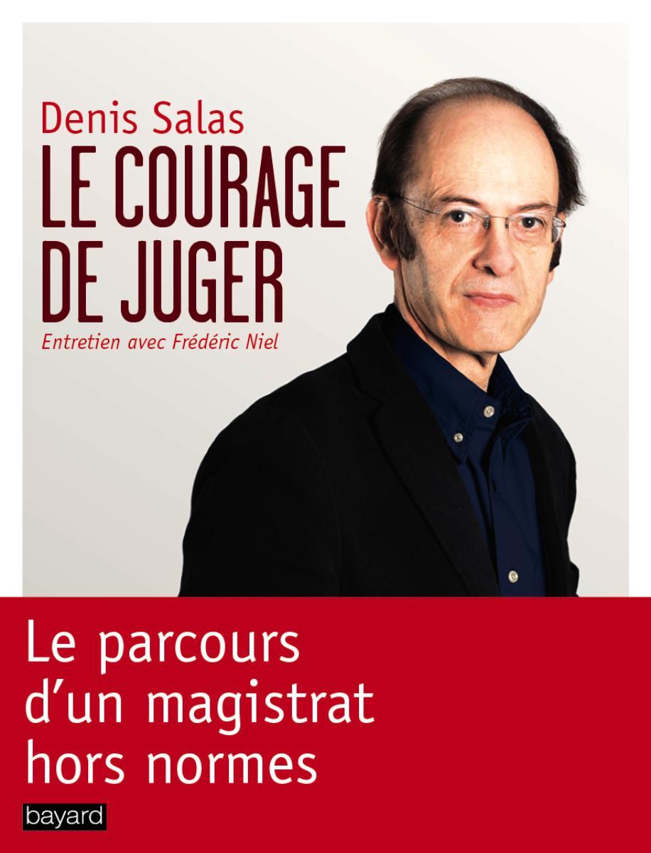 Couverture de «COURAGE DE JUGER (LE)»