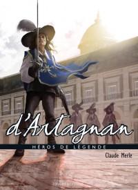 Couverture «D'Artagnan»