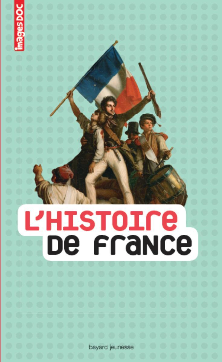 Couverture de «HISTOIRE DE FRANCE (L')»