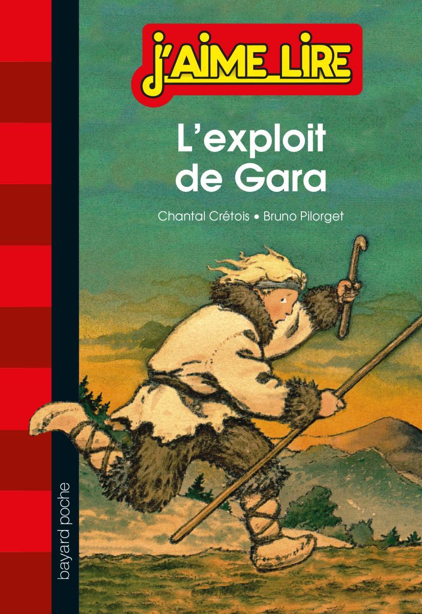 Couverture de «J'AIME LIRE POCHE – L'EXPLOIT DE GARA – N101»
