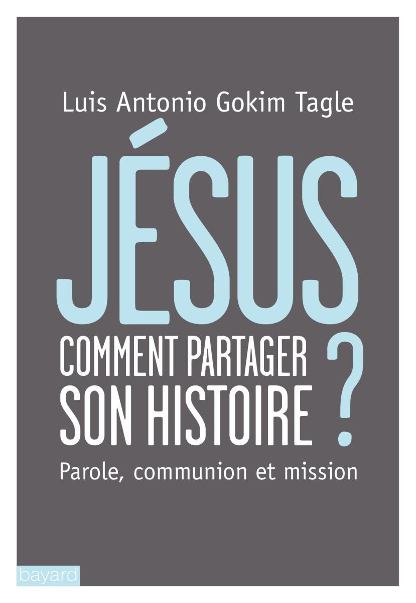 Couverture de «JÉSUS, COMMENT PARTAGER SON HISTOIRE»