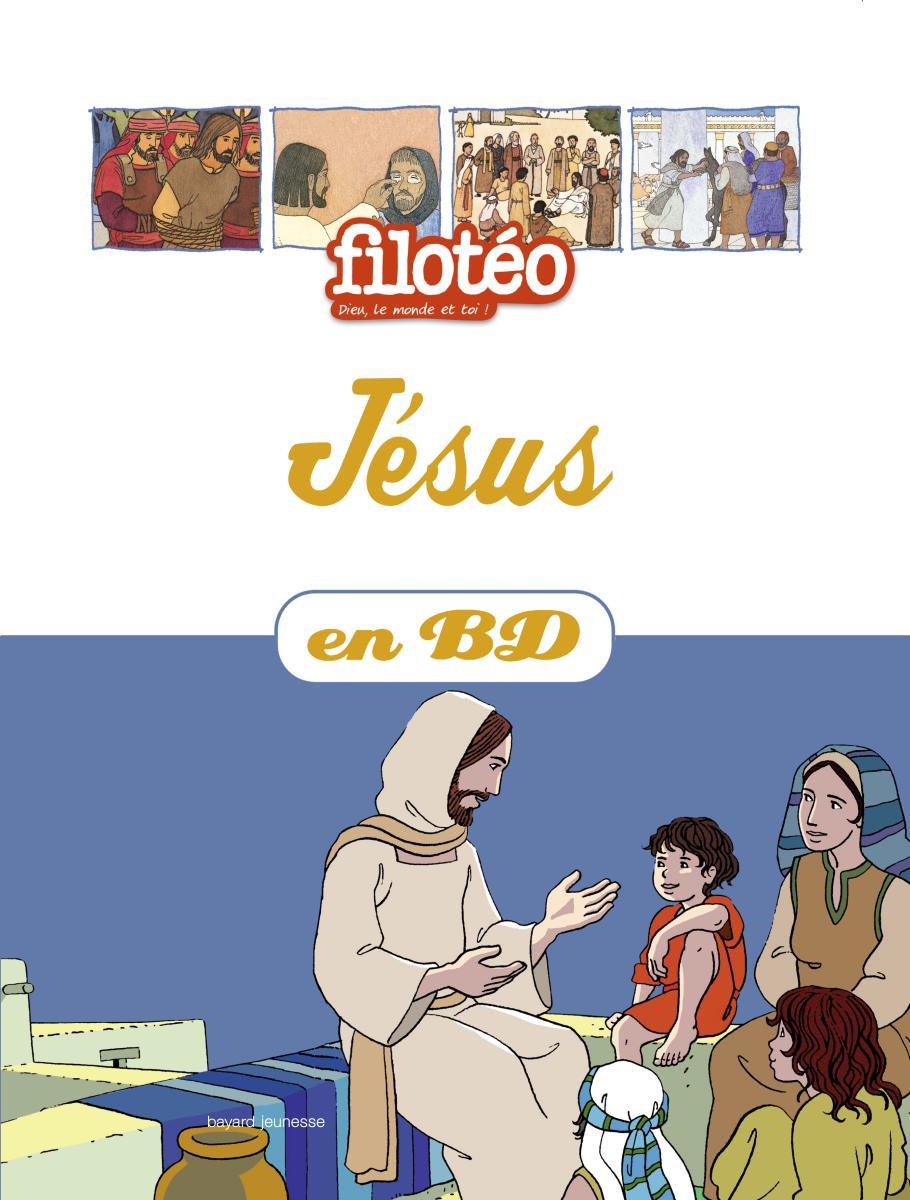 Couverture de «JESUS  – T21»