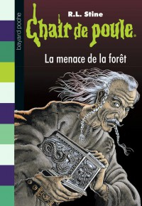 Couverture « LA MENACE DE LA FORÊT »