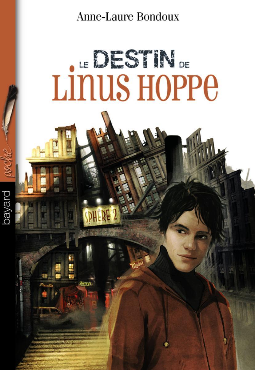Couverture de «Le destin de Linus Hoppe»