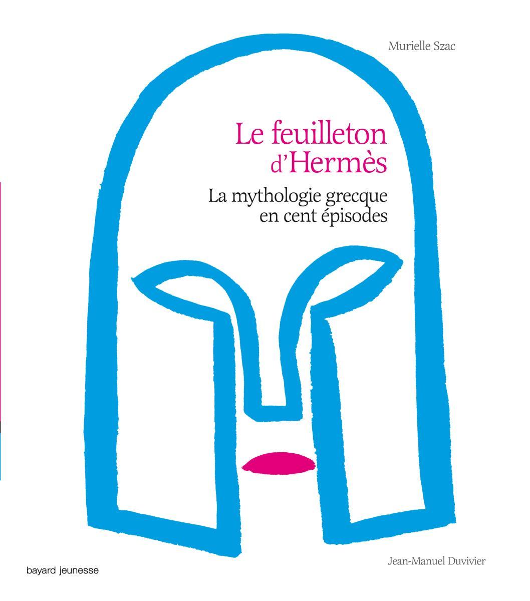 Couverture de «LE FEUILLETON D'HERMES»
