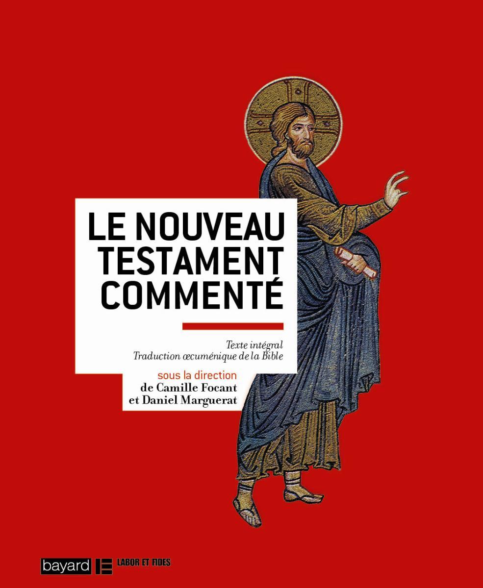 Couverture de «LE NOUVEAU TESTAMENT COMMENTÉ»