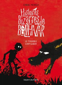 Couverture « Le terrible loup-garou »