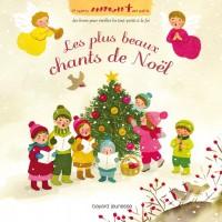 Couverture «Les plus beaux chants de Noël»