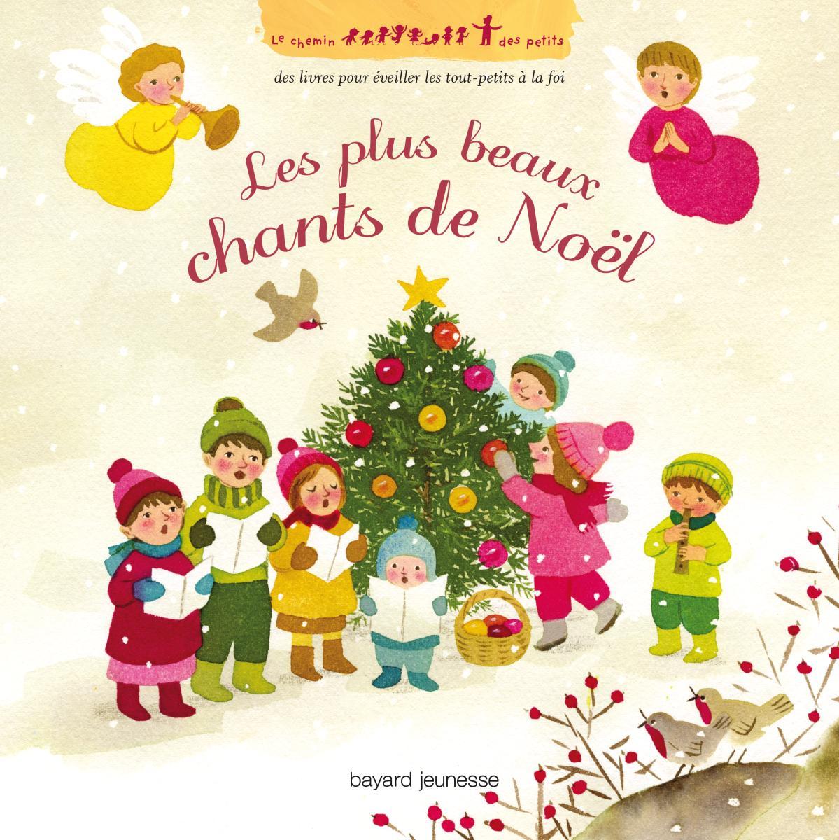 Couverture de «Les plus beaux chants de Noël»