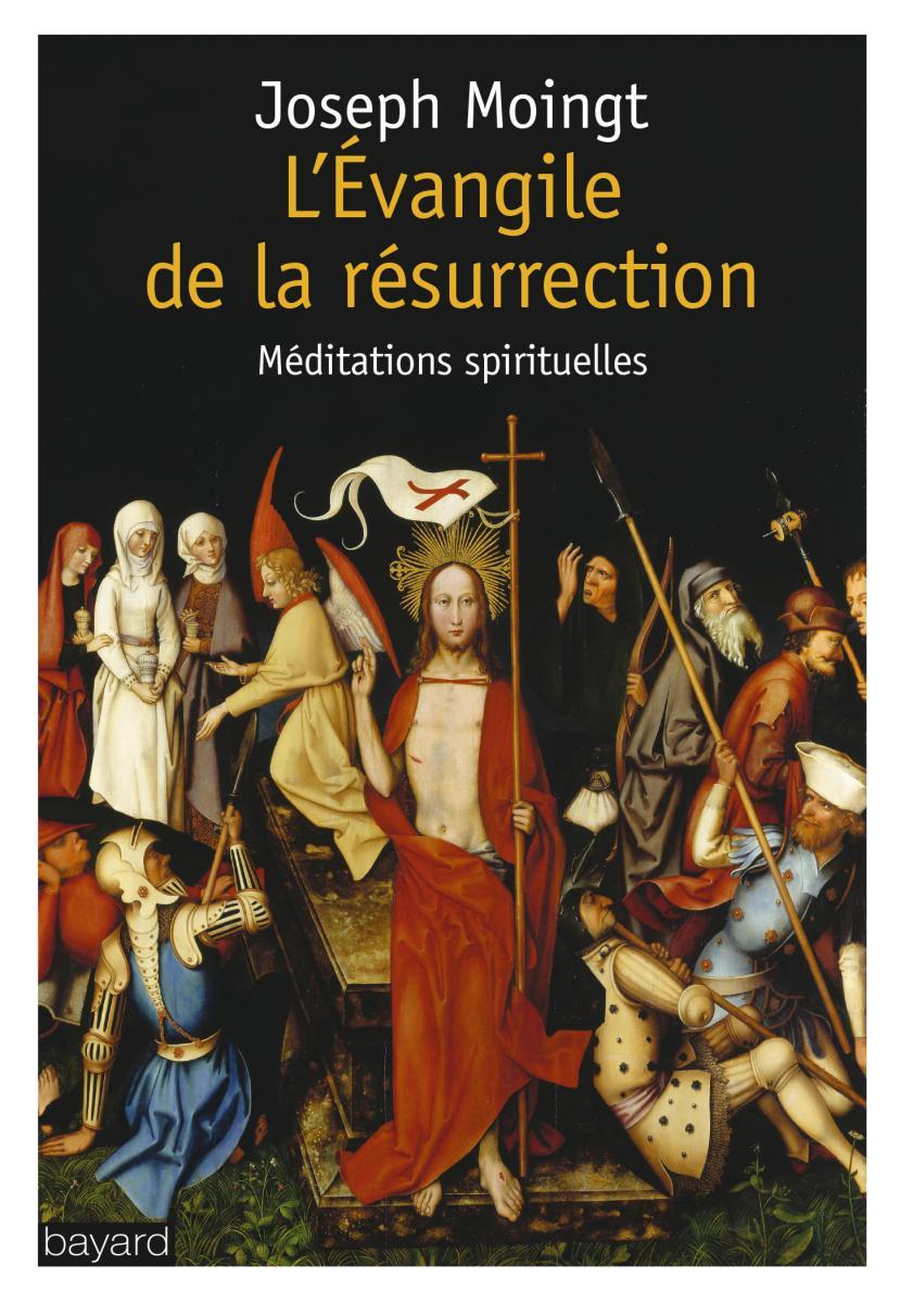 Couverture de «L'ÉVANGILE DE LA RÉSURRECTION»