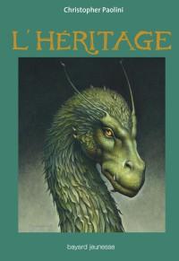 Couverture «L'HÉRITAGE, TOME 4 : L'HÉRITAGE – POCHE»