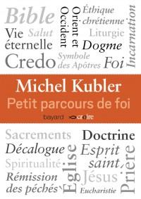 Couverture «PETIT PARCOURS DE FOI»