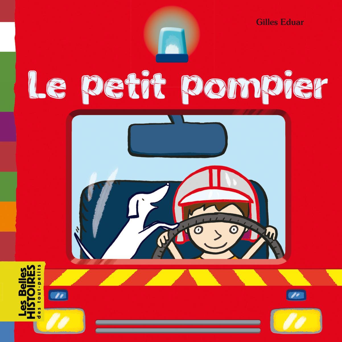Couverture de «PETIT POMPIER (LE)»