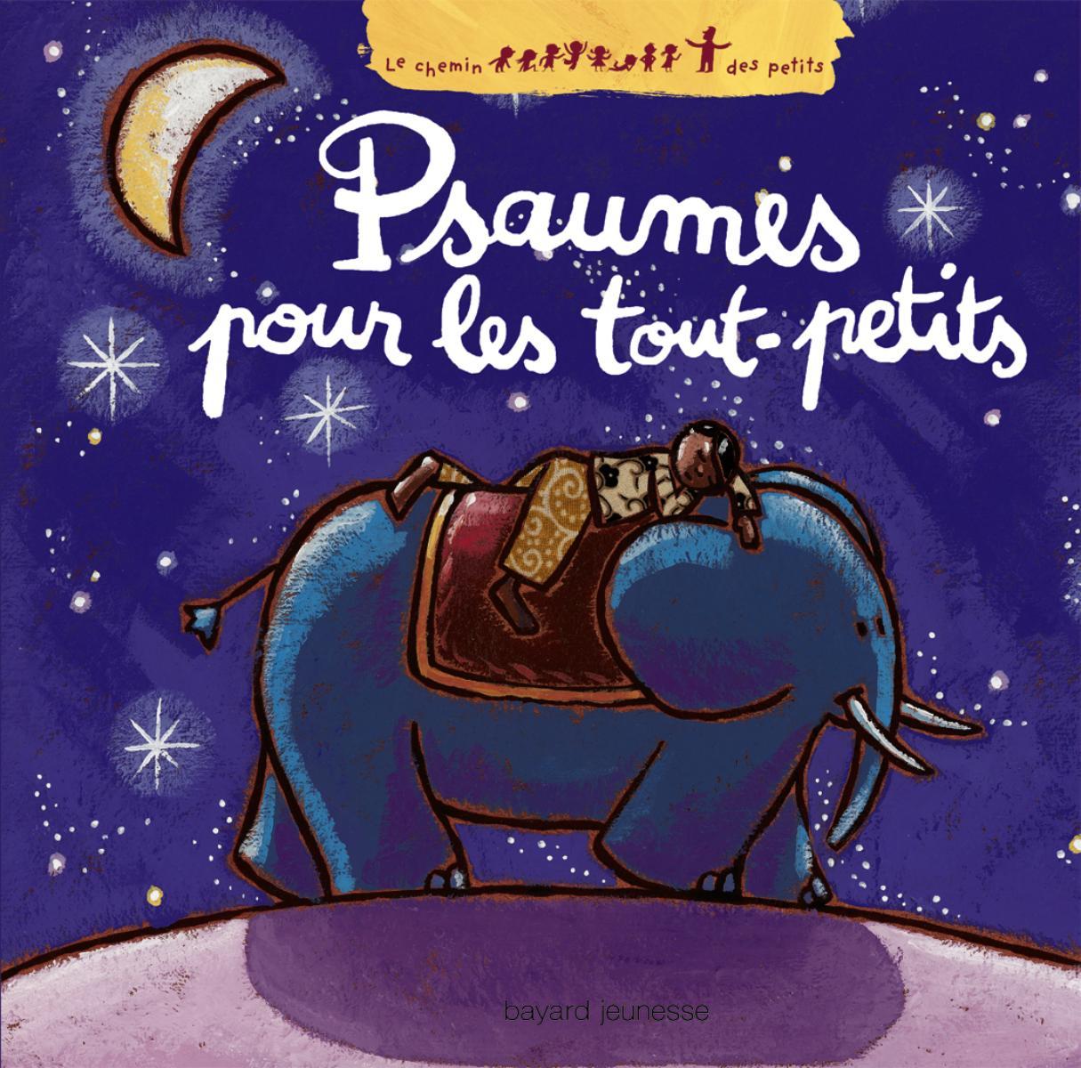 Couverture de «PSAUMES POUR LES TOUT-PETITS»