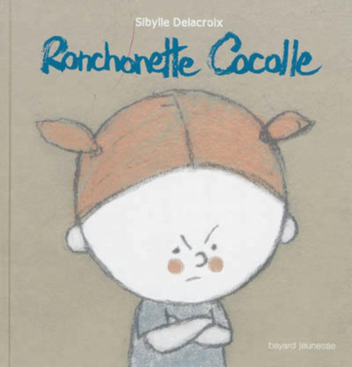 Couverture de «Ronchonette Cocolle»