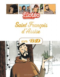 Couverture « SAINT FRANÇOIS D'ASSISE »