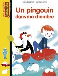 Couverture «UN PINGOUIN DANS LA CHAMBRE- N120»