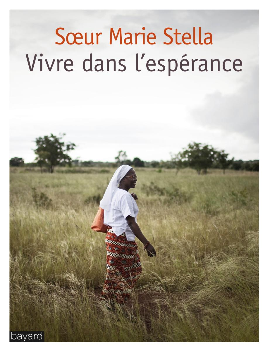Couverture de «VIVRE DANS L'ÉSPÉRANCE»
