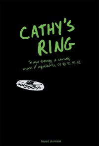 Couverture « CATHY'S RING »