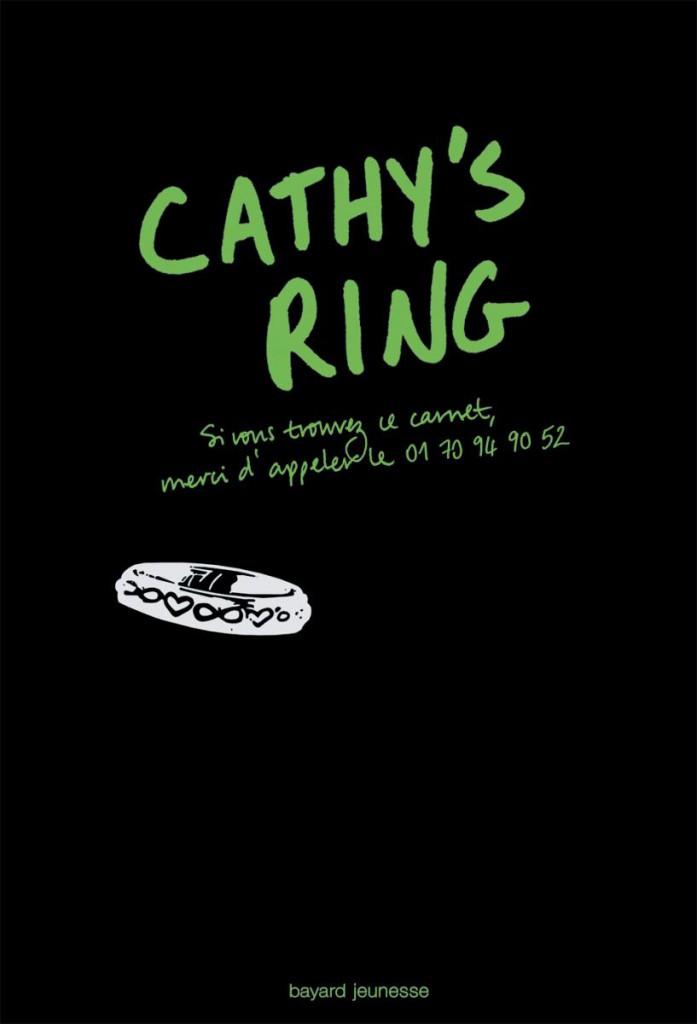 Couverture de «CATHY'S RING»