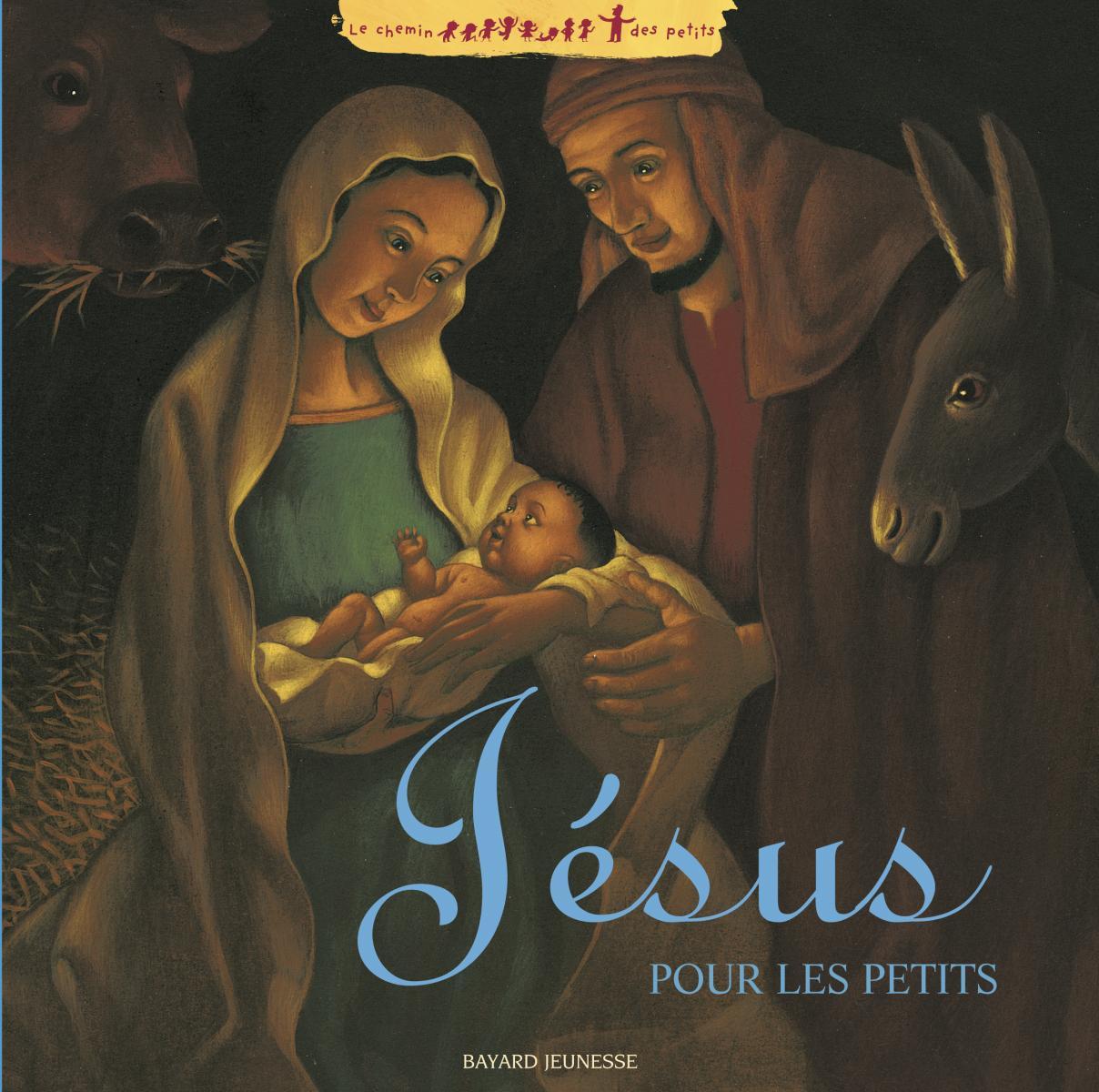 Couverture de «JÉSUS POUR LES PETITS»