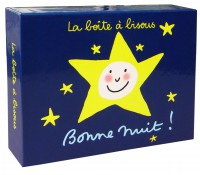 Couverture «La boîte à bisous Bonne nuit !»