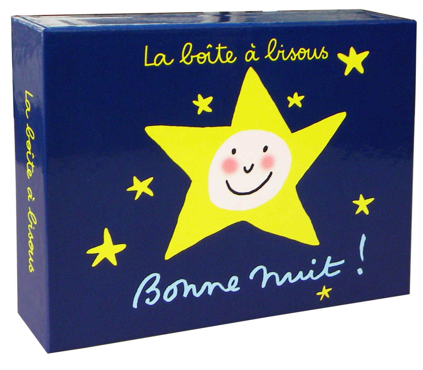 Couverture de «La boîte à bisous Bonne nuit !»