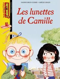 Couverture «LES LUNETTES DE CAMILLE»