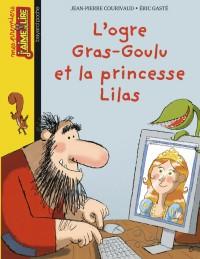 Couverture «L'OGRE GRAS-GOULU ET LA PRINCESSE LILAS – N125»
