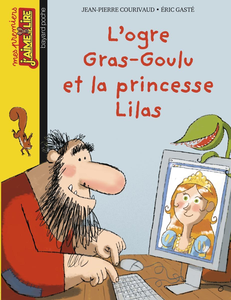 Couverture de «L'OGRE GRAS-GOULU ET LA PRINCESSE LILAS – N125»