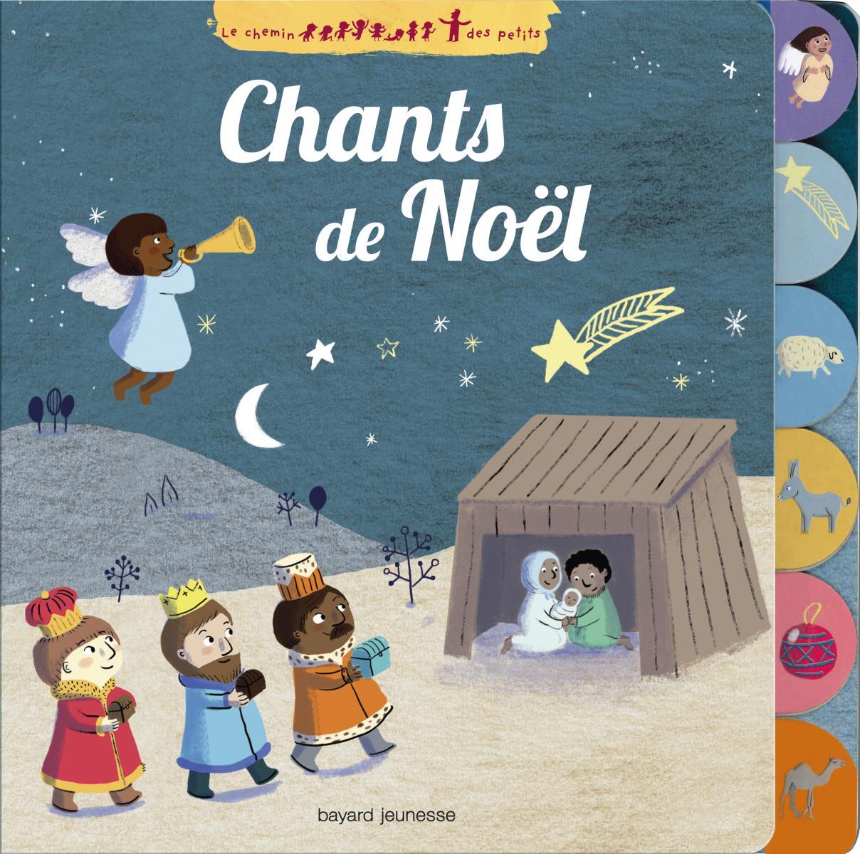 Couverture de «6 CHANTS DE NOËL»
