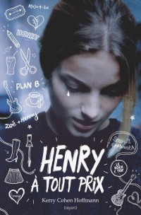 Couverture «HENRY À TOUT PRIX»