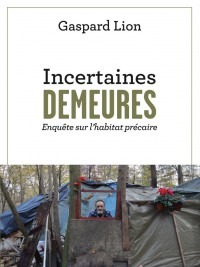 Couverture « Incertaines demeures »