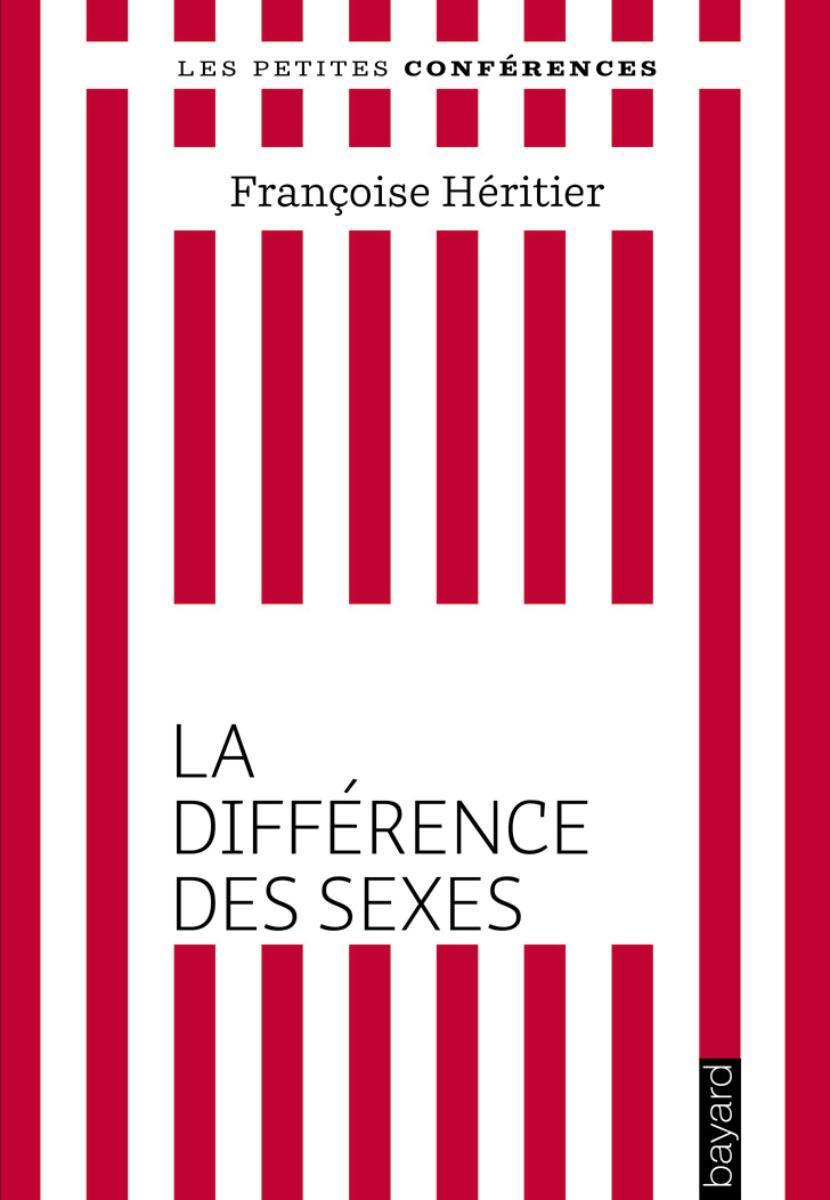 Couverture de «La différence des sexes»