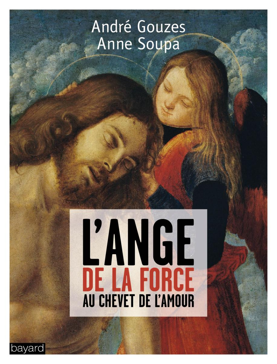 Couverture de « L'ange de la force »