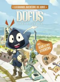 Couverture «Le cahier d'activités Dofus – Livre 1 Julith»