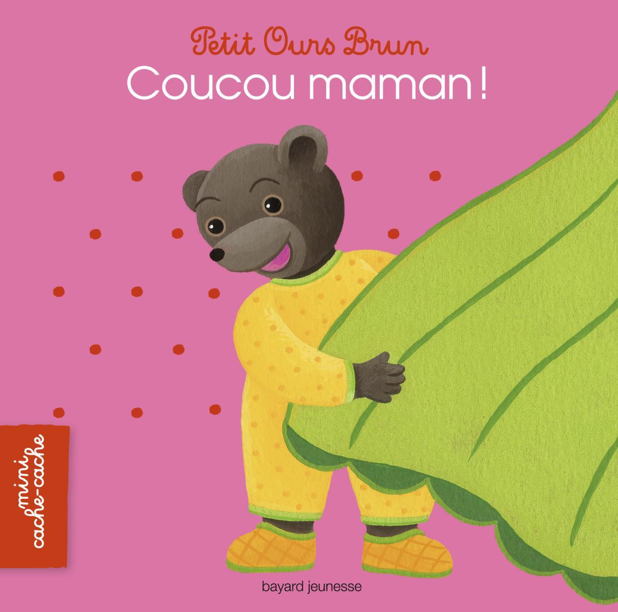 Couverture de «COUCOU MAMAN !»