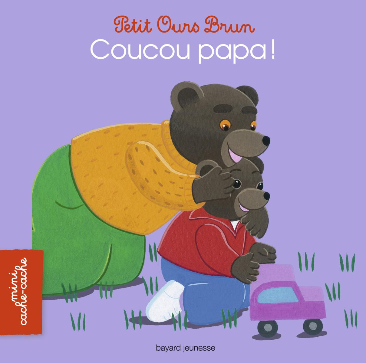 Couverture de «COUCOU PAPA !»