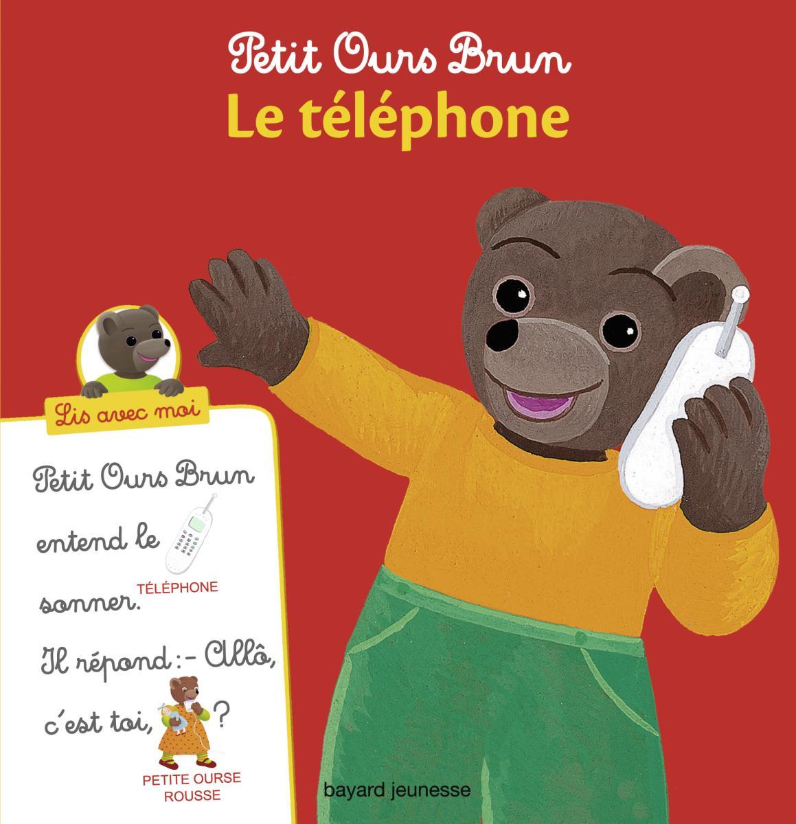 Couverture de «LE TELEPHONE»