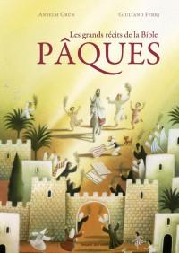 Couverture «Les grands récits de la Bible»