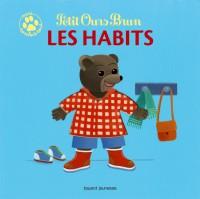 Couverture «LES HABITS»