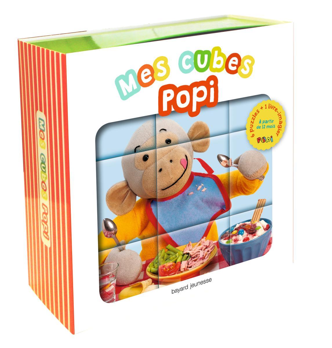 Couverture de «Mes cubes POPI»