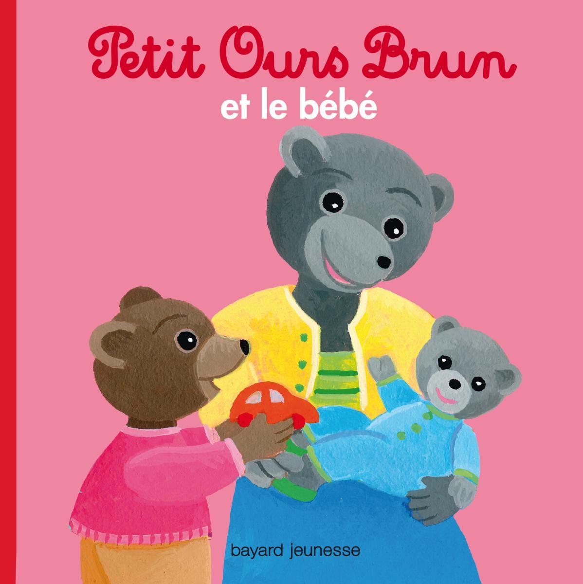 Couverture de «Petit Ours Brun ET LE BEBE»