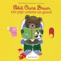 Couverture «PETIT OURS BRUN FAIT PIPI COMME UN GRAND»