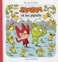 Couverture «SAMSAM ET LES PIPIOLIS»